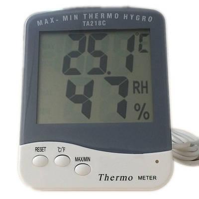 Термогигрометр Trend-mix Thermo TA218C Белый (tdx0000483)