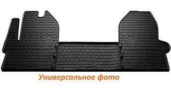 Килимки в салон гумові для Iveco Daily VI 2014 - Stingray (3шт)