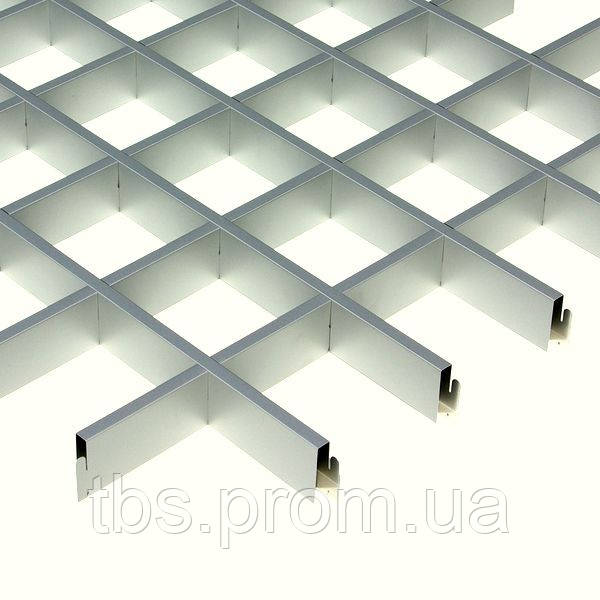 Потолок Грильято  200х200, фото 1