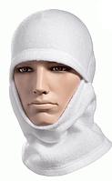 Балаклава-ніндзя Elite фліс 260г/м2 колір білий (40402036)