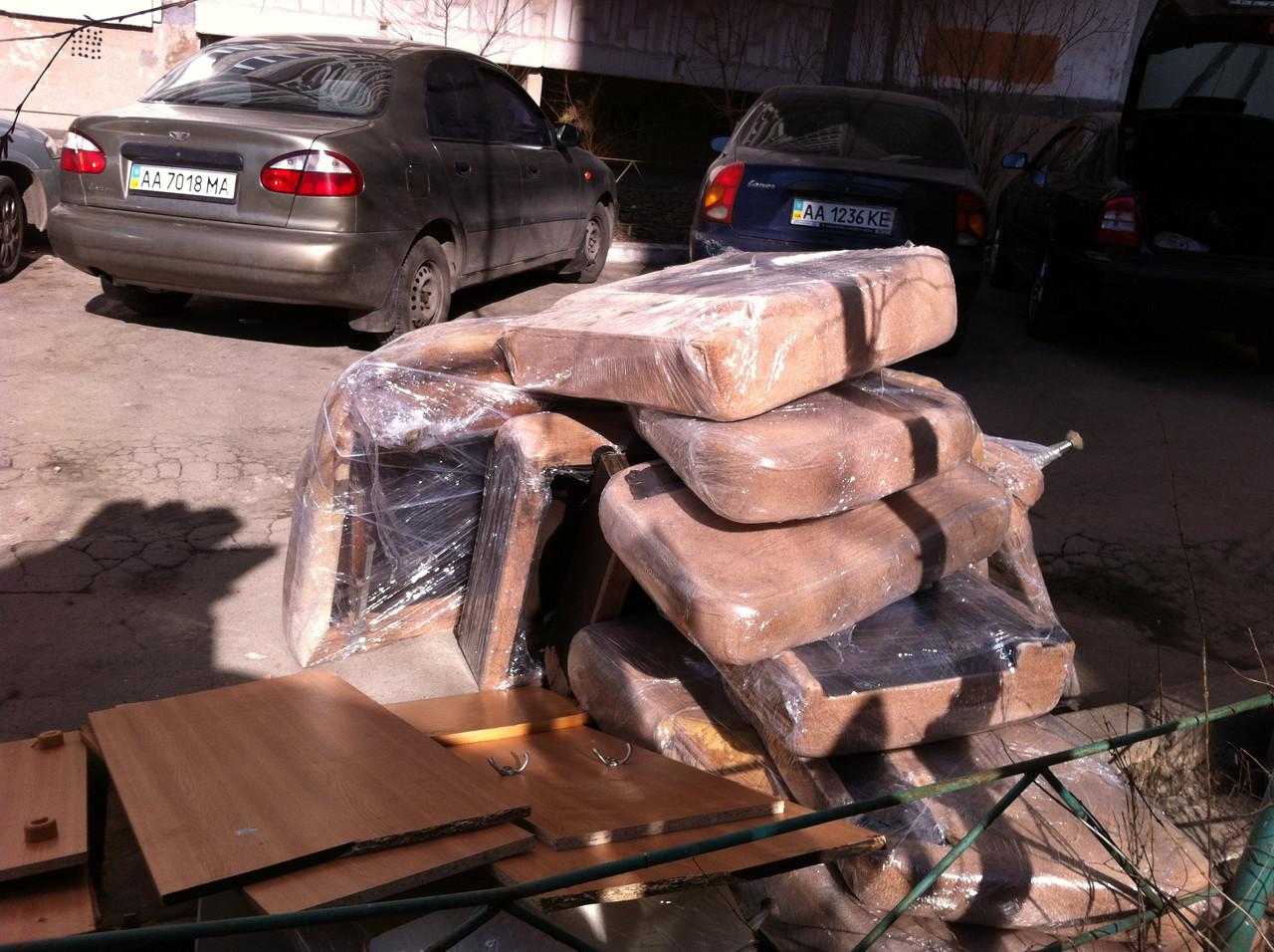 Вывоз старой мебели - фото 3