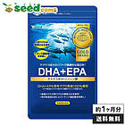 Seedcoms DHA+EPA Омега-3 риб'ячий жир, 30 капсул на 30 днів, фото 2