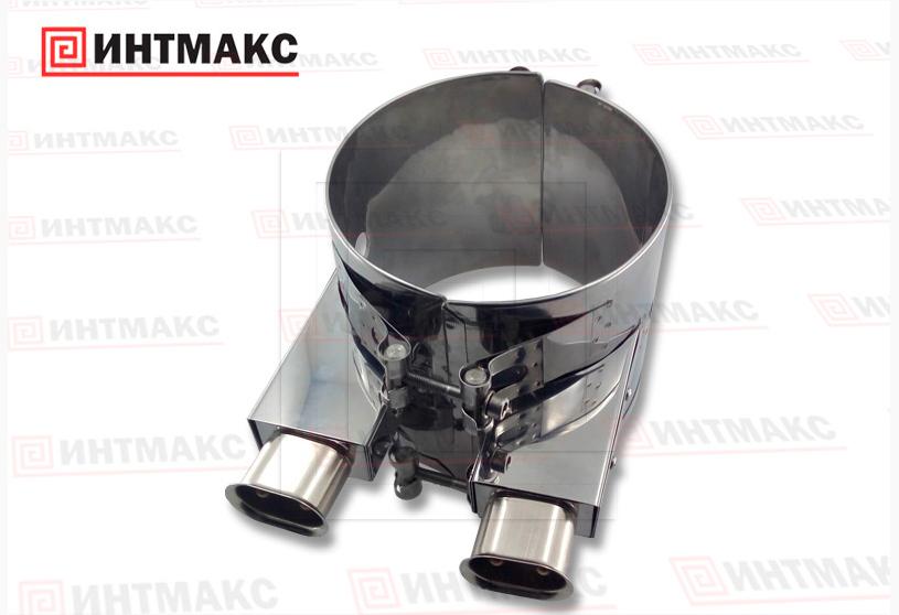Кільцевій міканітовий металевий нагрівач ЕНКм (роз'єм WG-2)