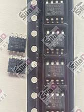 Микросхема 93LC46A Microchip корпус SOIC-8