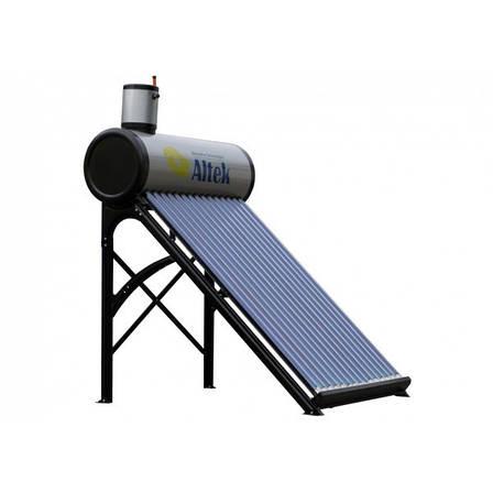 Бак от солнечного коллектора Altek SD-T2-5. Бак солнечного нагрева воды Altek SD-T2-5 (без труб), фото 2