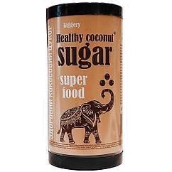 Цукор кокосовий неочищений пальмовий цукор коричневий - Джаггери цукор, 400 грам