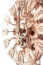 Дерев'яна модель Маятниковий Годинник / Деревянная модель Маятниковые Часы