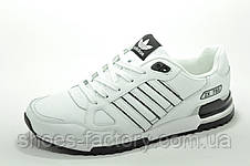 Кроссовки мужские Adidas ZX 750 Белые, фото 2