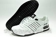 Кроссовки мужские Adidas ZX 750 Белые, фото 3
