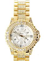 Женские часы Christian Dior кварцевые
