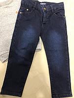 Детские утепленные  джинсы  (на рост 98-104 см), фото 1