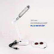 Фототерапевтические лампы и приборы (приборы для лечения кожных заболеваний)