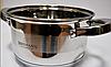 Набор посуды из нержавеющей стали 12 предметов Bohmann BH 1275 MRB|Набор посуды|Посуда, фото 2