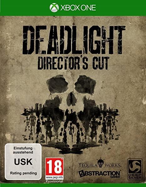 Игра для игровой консоли Xbox One, Deadlight: Director's Cut (БУ)