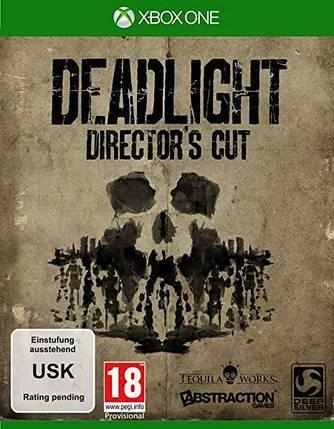 Игра для игровой консоли Xbox One, Deadlight: Director's Cut (БУ), фото 2