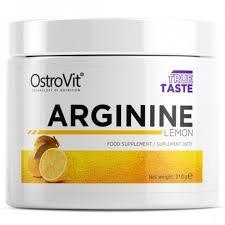 Аргинин Ostrovit L-Arginine 210g (ЛИМОН)
