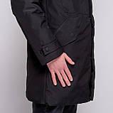 Чоловіча зимова куртка Stone Island, чорного кольору., фото 6