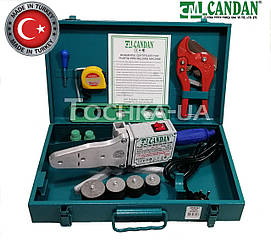 Паяльник для пластикових труб CANDAN CM-06 Turkey !!!