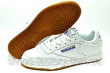 Reebok Club C 85 Белые мужские кроссовки, фото 3
