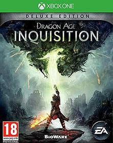Игра для игровой консоли Xbox One, Dragon Age: Inquisition Deluxe Edition (БУ)