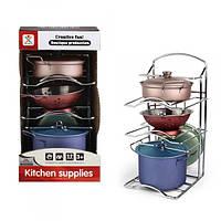 Детский кухонный набор посуды ББ 988-C13
