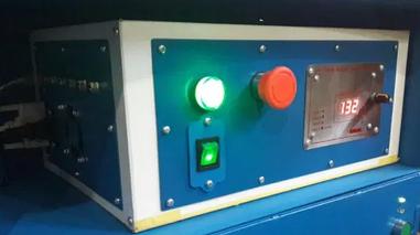Блок управления станком плазменной резки
