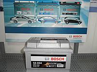 Аккумулятор BOSCH 0092S50040, 61 Ah -/+ S5, , фото 1