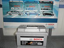 Акумулятор BOSCH 0092S50040, 61 Ah -/+ S5,