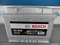 Автомобильный, аккумулятор, BOSCH 0092S50050 S5 63Ah-+.АКБ., фото 1