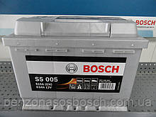Автомобільний акумулятор BOSCH 0092S50050 S5 63Ah-+.АКБ.