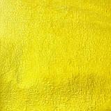 Мікрофібра махрова для кузова MICROFIBRA 40*40 жовта, фото 3