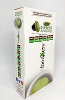 Чай в капсулах FoodNess Nespresso Ginseng & Matcha (Женьшень и чай матча), Италия