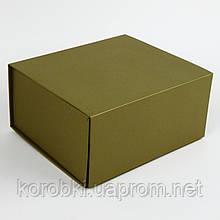 Подарочная коробка складная на магните, размер M, 19*16,5*9 см