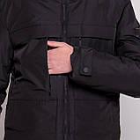 Чоловіча зимова куртка Burberry, чорного кольору., фото 7