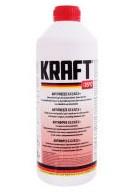 Антифриз KRAFT G12/G12+ -35°C Красный 1,5л