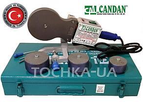 Паяльник для пластикових труб Candan CM-04 2000Вт. Turkey!