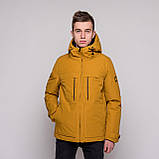 Чоловіча зимова куртка Burberry, чорного кольору., фото 9