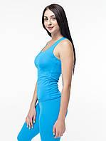 Спортивная Женская Майка-Боксерка Asalart Blue XS