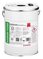 Захисне прозоре антибактеріальне поліуританове покриття бетонних поверхонь ASODUR-V2250/INDUFLOOR-IB 2255
