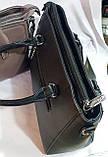 Женские сумки Китай из качественного кожзама 29*22 см, фото 2