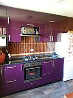 Кухня крашеная глянцевая, фото 1