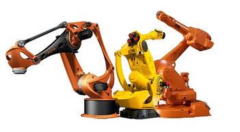 Б/у промышленные роботы