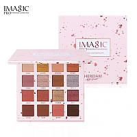 Палетка тіней для повік - Imagic PROfessional cosmetics Pink Popey EY-327 (Оригінал)