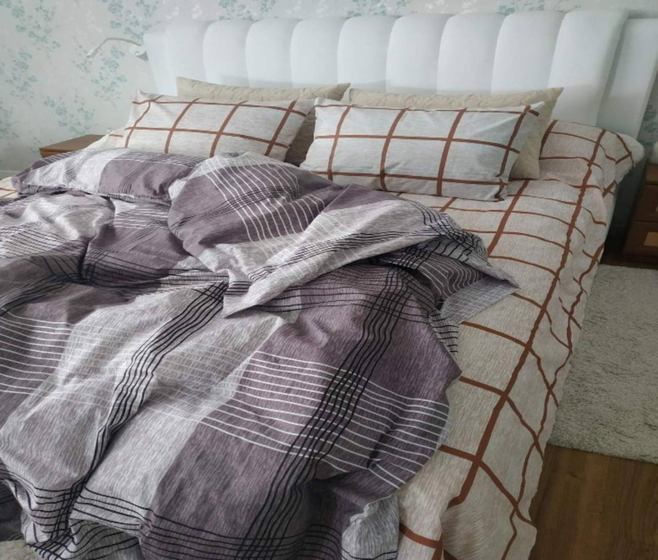 Комплект постельного белья  Бязь GOLD 100% хлопок Эксель