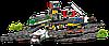 Lego City Товарный Поезд, фото 7