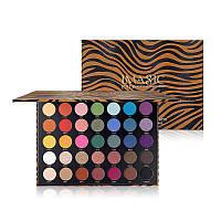 Палетка теней для век - Imagic PROfessional cosmetics Zebra EY-324 (Оригинал)