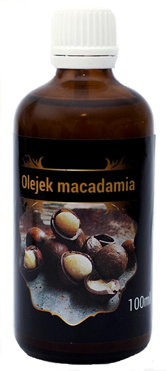 Макадамія косметична олія, олія горіха макадамії 30 ml, Три зерна