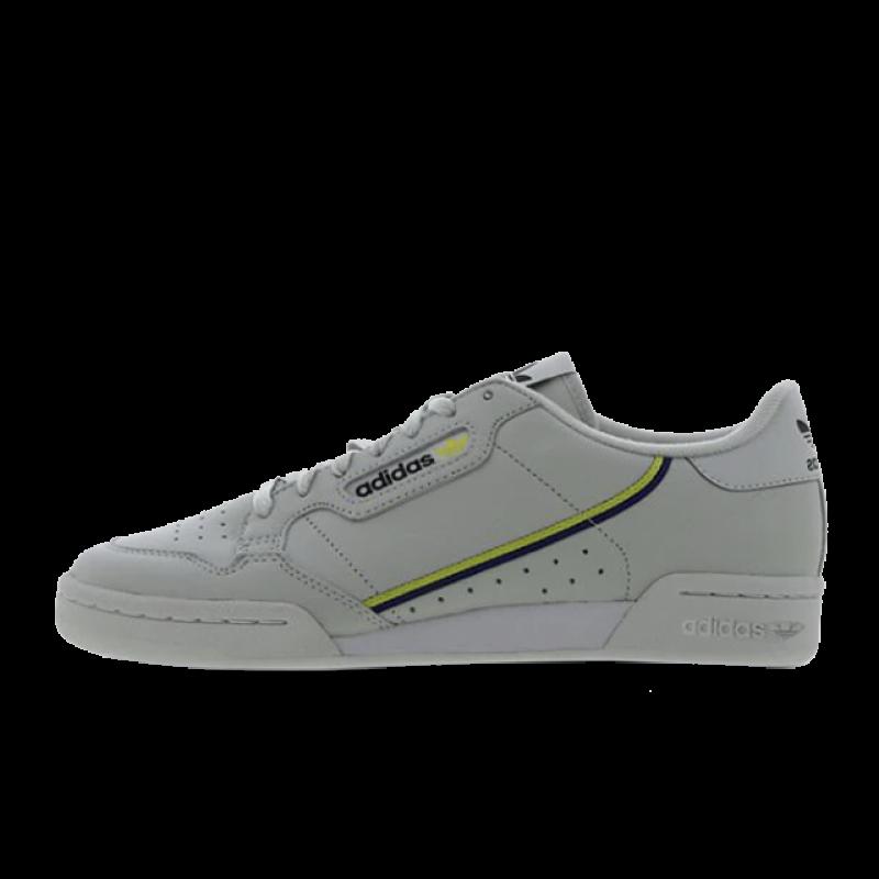 """Мужские кроссовки Adidas Originals Continental Rascal """"Grey"""" (в стиле Адидас)"""