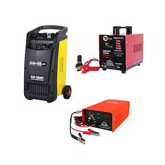 Зарядные и пускозарядные устройства для авто
