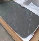 Стол обеденный VULCAN oval керамика серый антрацит 160/240*90 Nicolas (бесплатная доставка), фото 7